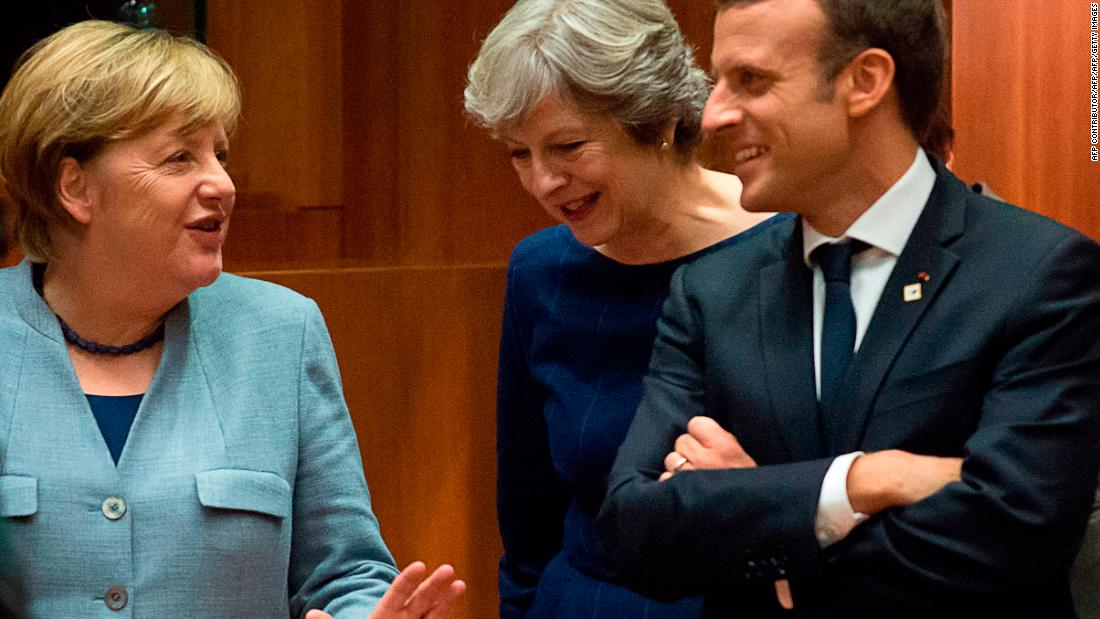 May to ask Merkel and Macron for a Brexit extension as Parliament votes to block no-deal