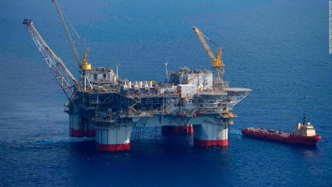 $33 billion deal in Big Oil: Chevron is buying Anadarko Petroleum