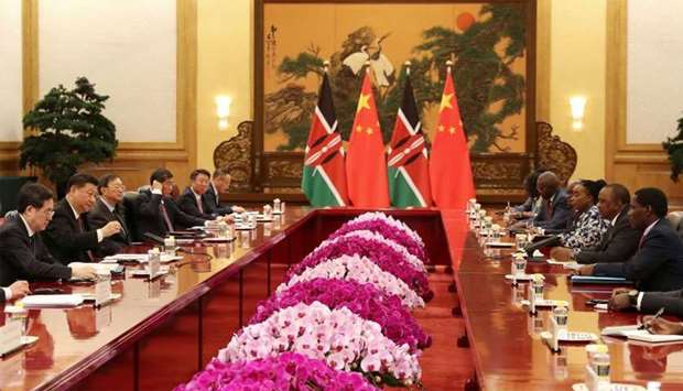 Kenya secures $666 million from China for tech city, highway