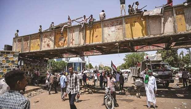 Sudan protesters hail breakthrough in talks