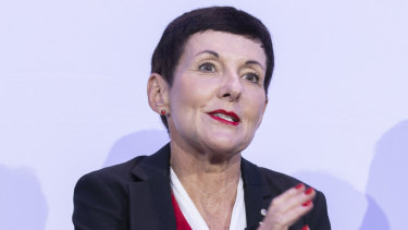 Small business and family enterprise ombudsman Kate Carnell is disappointed some of the major banks and super funds will not participate in the fund.