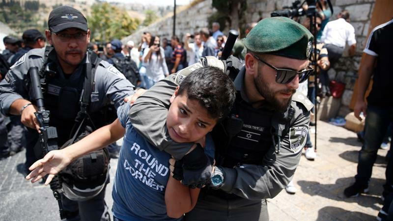 Over 50,000 Children Arrested by Israel Since 1967