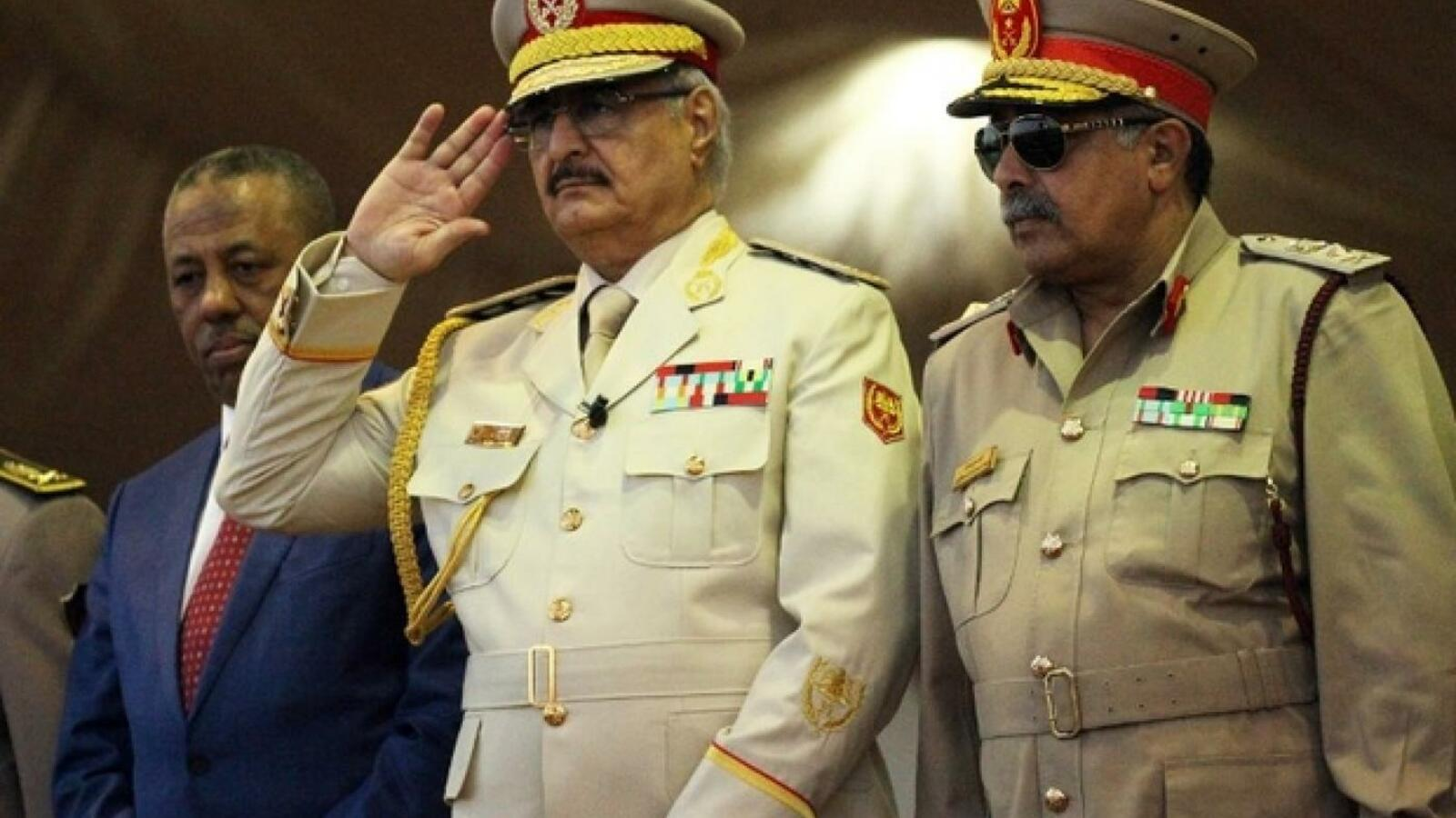Why Does France Support Libyan Warlord Khalifa Haftar's Assault on Tripoli?