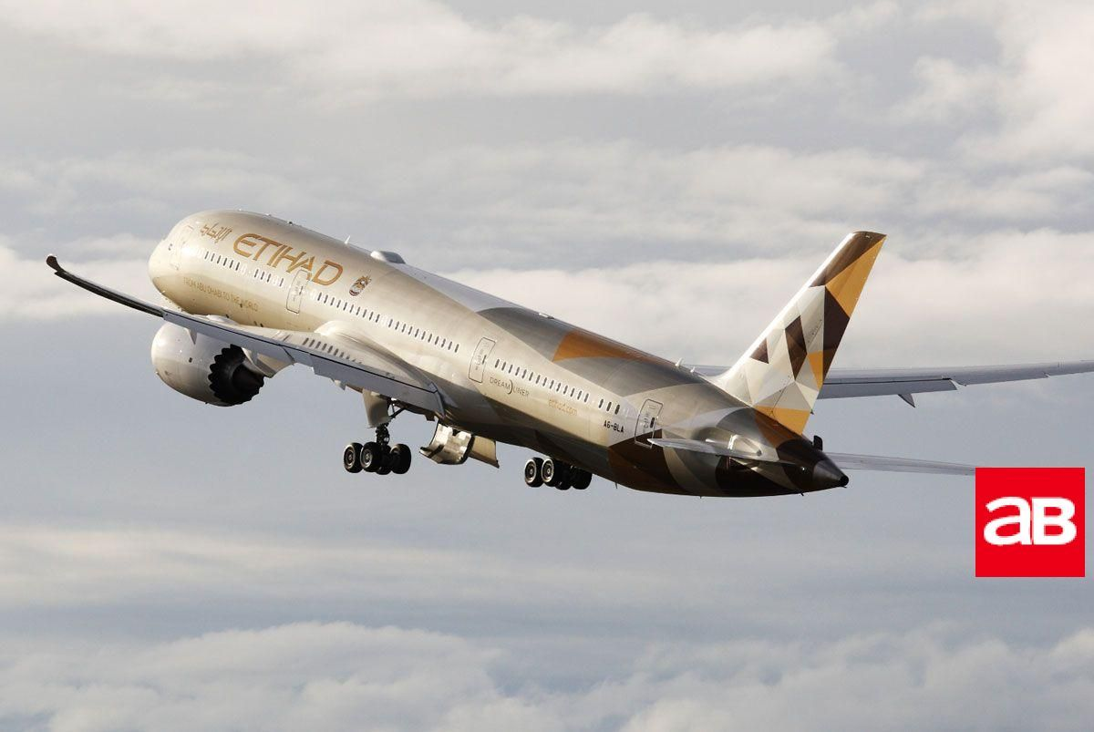 Etihad Airways is said to seek $600m loan for planes
