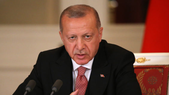 Turkish President Vows to Confront Party Members after Election Loss