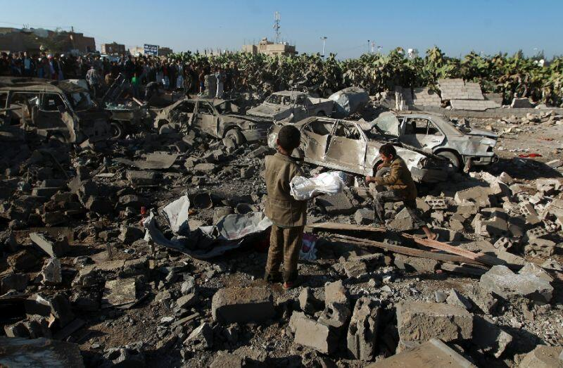France Has a Role in The Saudi-led War on Yemen