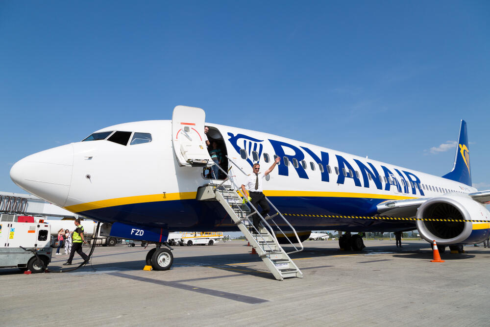 Ryanair Adds 4 Routes To, From  Jordan