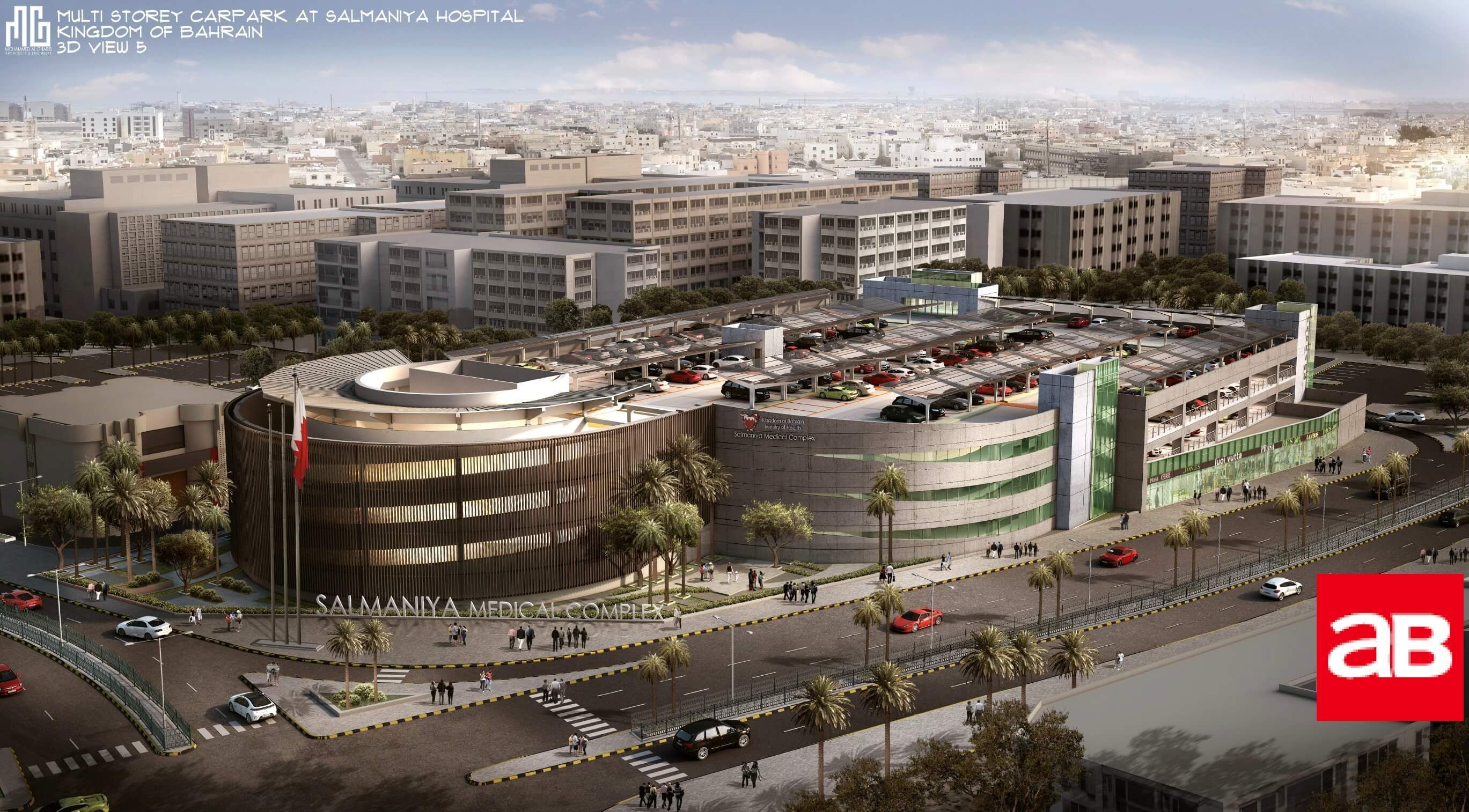 Bahrain SWF's property arm to buy 36% in car parks firm