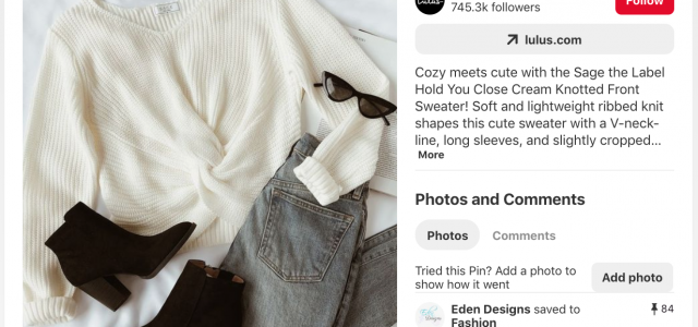 Pinterest content tips to help you create the perfect pin