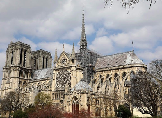 Notre Dame and The Move to Help People