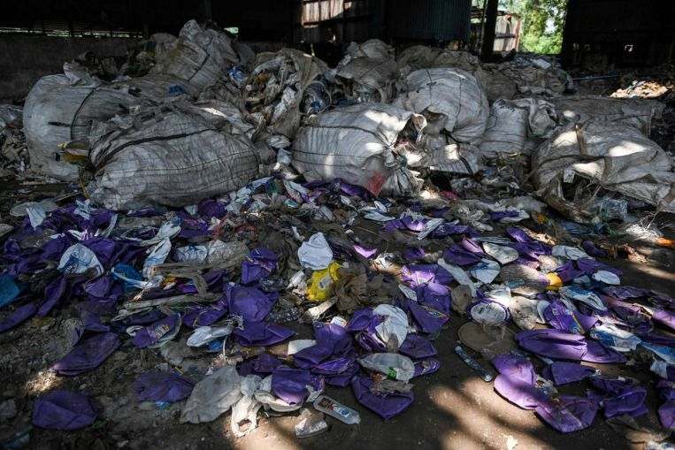 Malaysia minister says plastic waste is being smuggled into country