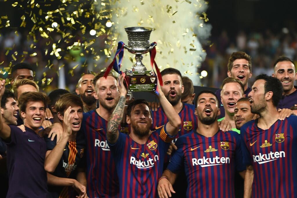 Will Saudi Arabia Be Hosting Spain's Super Cup?