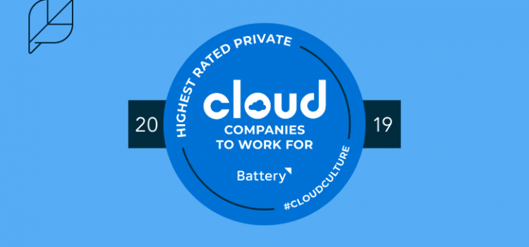 Sprout Social named a highest rated private cloud computing company to work for by Battery Ventures