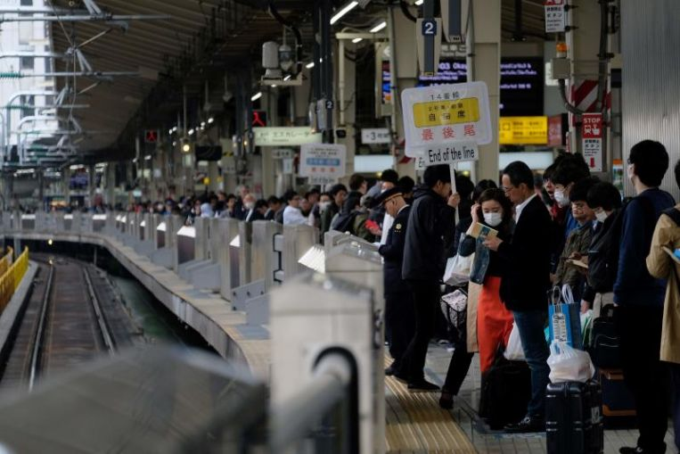 Japan kicks off unprecedented long holiday
