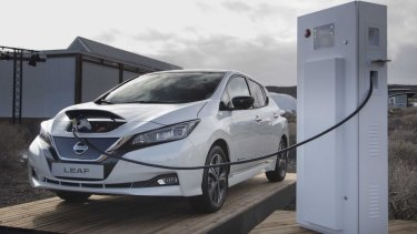 Nissan Leaf will go on sale in Australia from August, with the company reporting 12,000 'expressions of interest'.