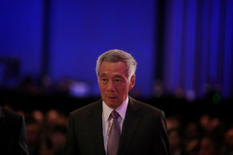 PM Lee Hsien Loong in China to attend Belt and Road Forum, meet Xi Jinping