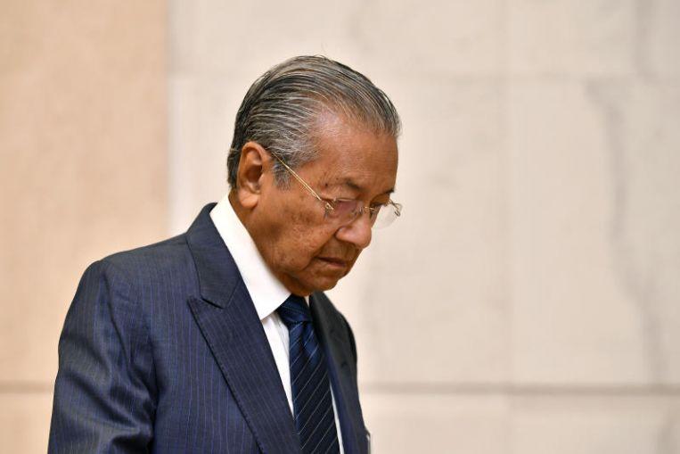 Mahathir and Pakatan Harapan govt see popularity ratings drop