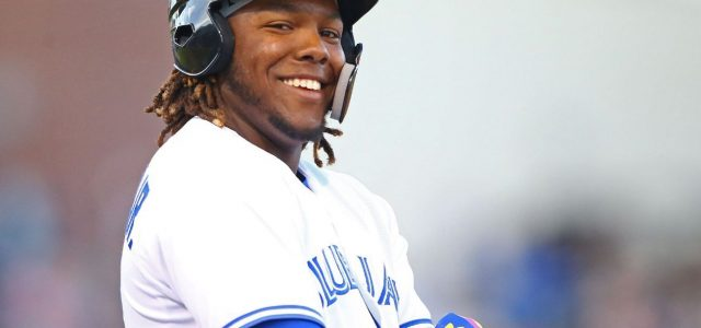 These call-ups set the bar for Vladimir Guerrero Jr.