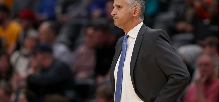 Suns fire coach Igor Kokoskov after one season, report says
