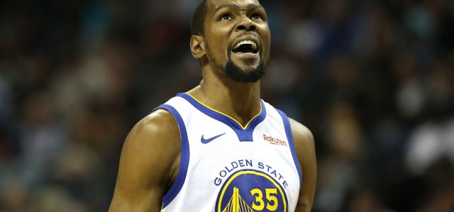 Kevin Durant scores 50 to power Warriors to series win over Clippers