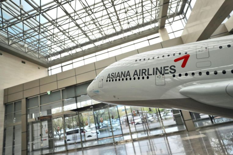 Asiana Airlines state an opportunity to improve aviation industry: Korea Herald