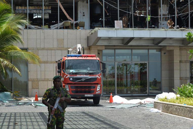 Wanted Sri Lanka radical Zahran Hashim died in hotel attack: President