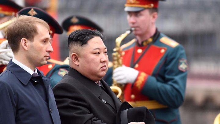Kim Jong-un to meet Vladimir Putin for Vladivostok summit