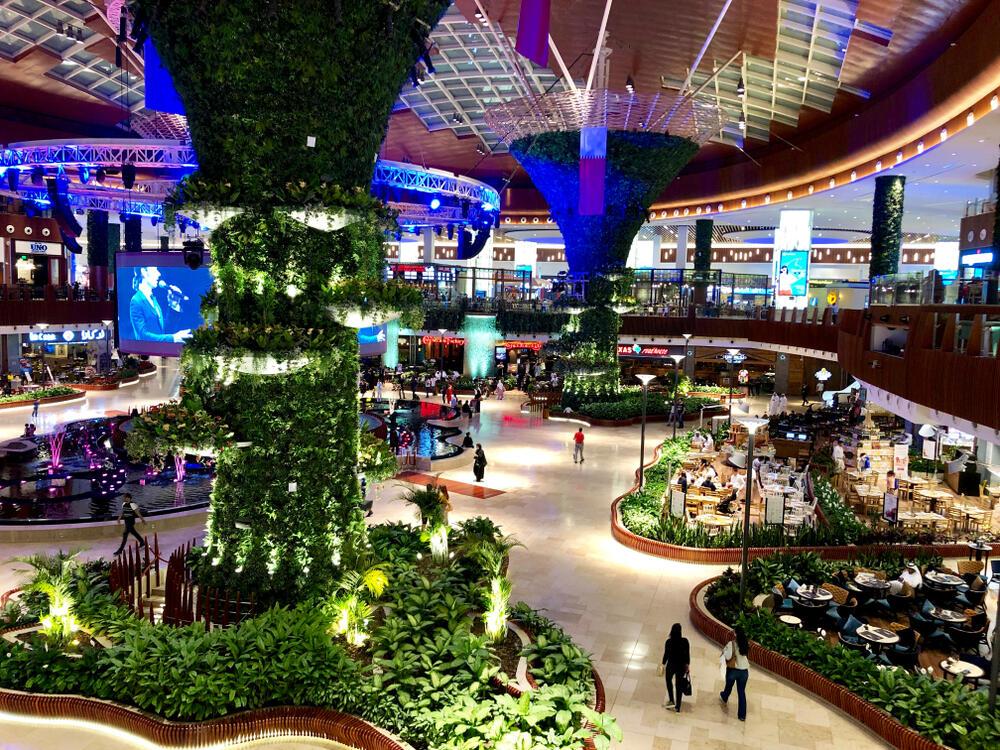Qatar's Retail Space Set to Grow Tremendously