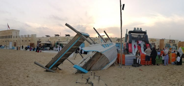 Sea and Sand Park at Souq Al Wakrah Proves to be the Perfect Destination for Qatar Families
