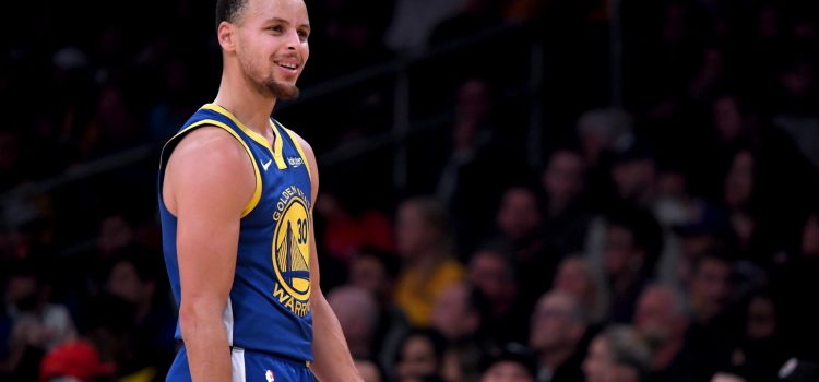 Warriors star Stephen Curry reveals his list of top 5 all-time NBA players