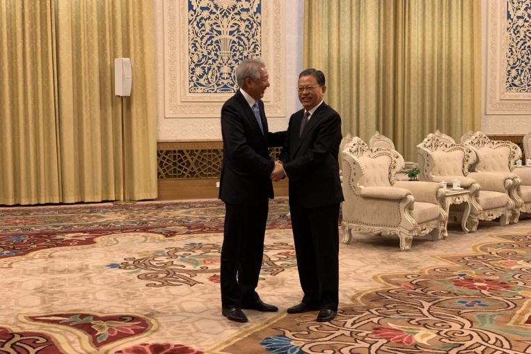 Singapore hopes to take relationship with China further: DPM Teo Chee Hean