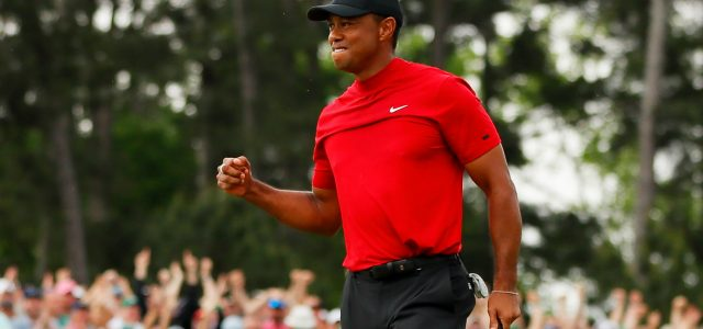 Tiger Woods rises in rankings after memorable Masters win