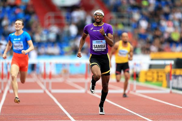 Barshim and Samba Donate Olympic and Continental Cup Kit to IAAF Heritage Exhibition in Doha – One week to go!