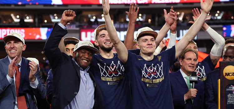 'One Shining Moment' showcases best of 2019 NCAA Tournament, from Zion Williamson to UVA championship