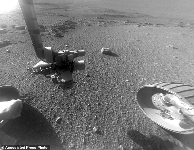 Opportunity's mission officially terminated after 15 years, following a dust storm that caused NASA to lose contact