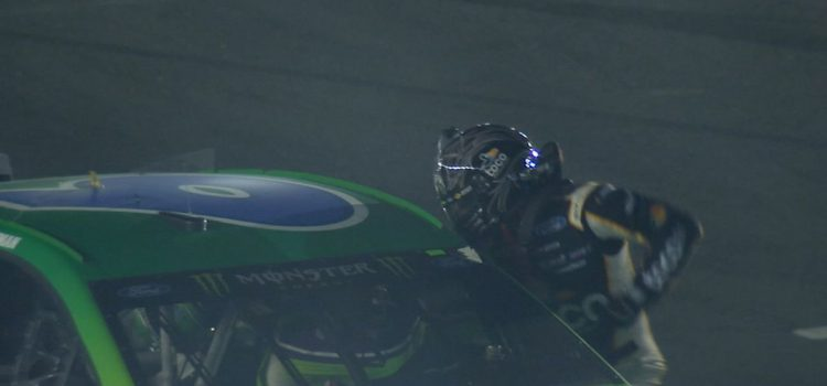 NASCAR: Clint Bowyer Punched Ryan Newman After The All-Star Race