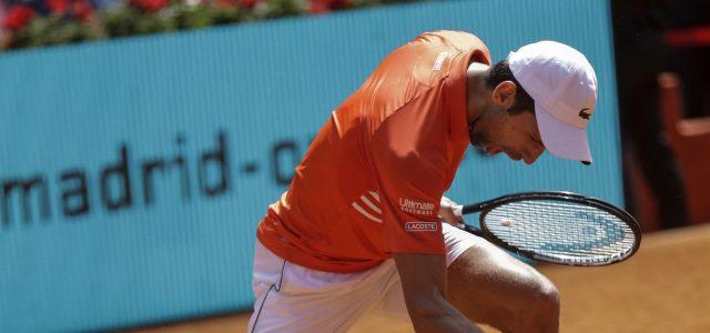 Djokovic reaches Madrid Open quarterfinals