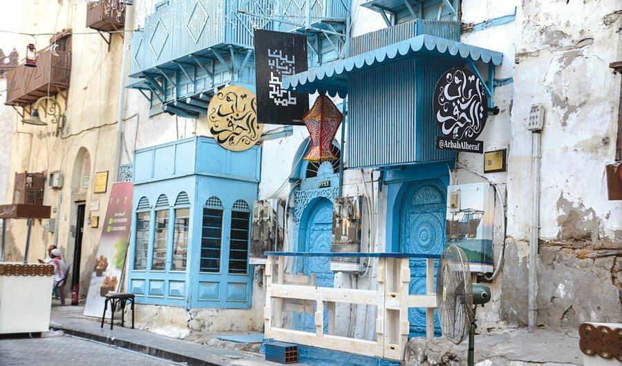 Saudi Entrepreneur Abdullah Al-Hodaif Redesigns Jeddah Using His Art Skills