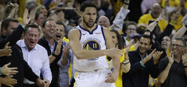 Durant gets hurt, Warriors hold off Rockets in Game 5