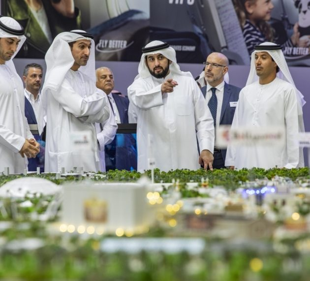 His Highness Sheikh Ahmed bin Mohammed bin Rashid Al Maktoum opens 2019 edition of Arabian Travel Market