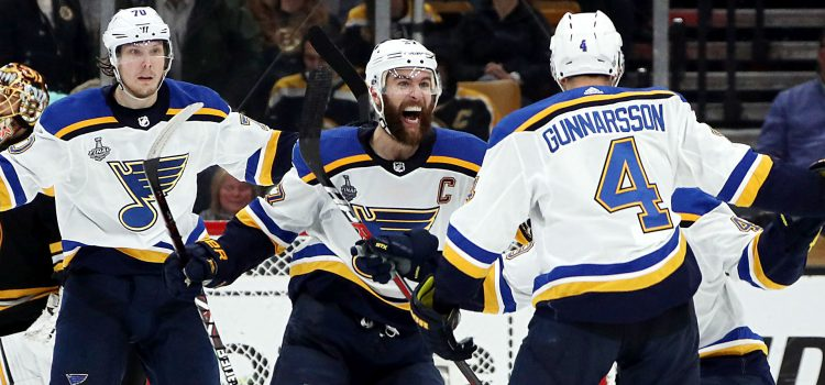 Stanley Cup Final 2019: Blues finally have a win in championship round