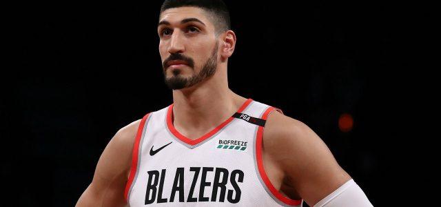 Trail Blazers' Enes Kanter to observe Ramadan in playoffs