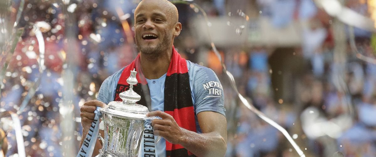 Vincent Kompany To Leave Manchester City After 11 Seasons