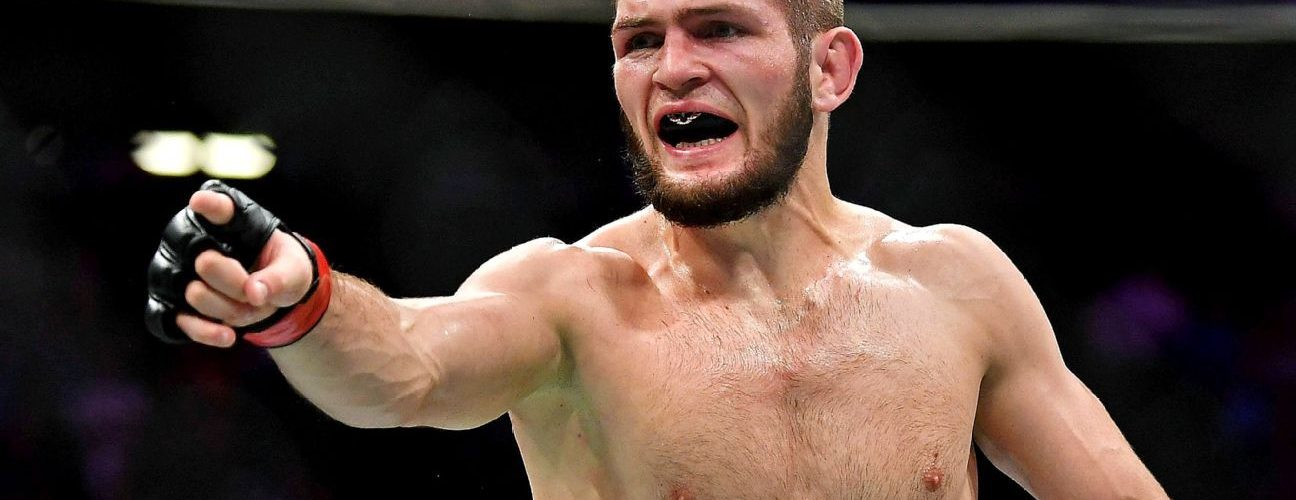 Khabib Nurmagomedov Wants To Defend His Title Three Times Over the Next 11 Months