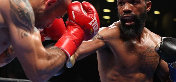 Deontay Wilder Upsets Dominic Breazeale With 1st-Round Knockout