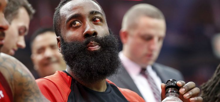 James Harden And The Houston Rockets Takes Down Warriors