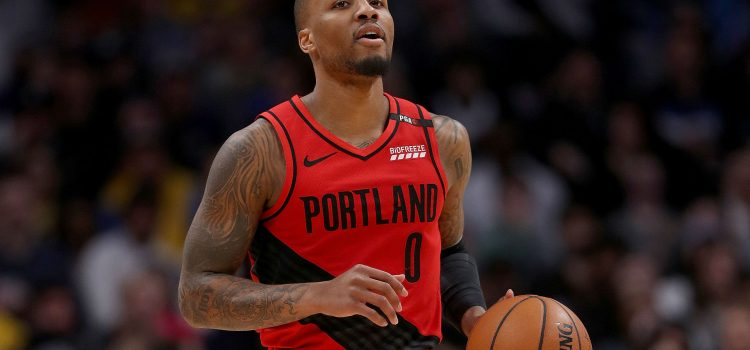 Trail Blazers hold off Nuggets, even series with Game 2 win