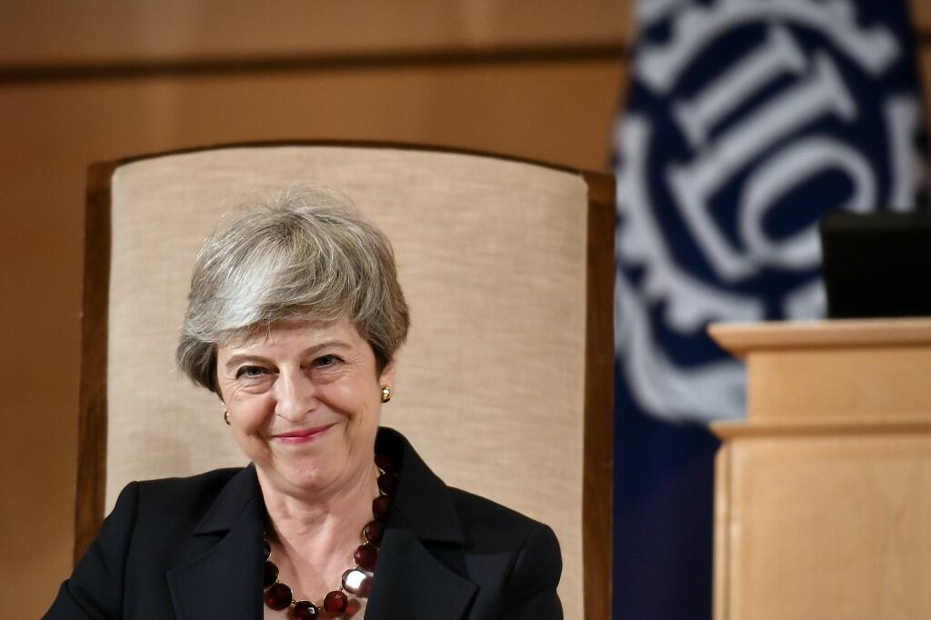 PM Theresa May Vows to Thwart Any Attempt by Boris Johnson to Take the UK out of the EU Without a Deal