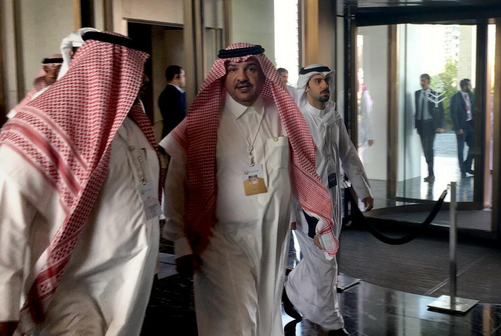 Foreign Minister Khalid bin Ahmed Al Khalifah of Bahrain We Want Peace With Israel