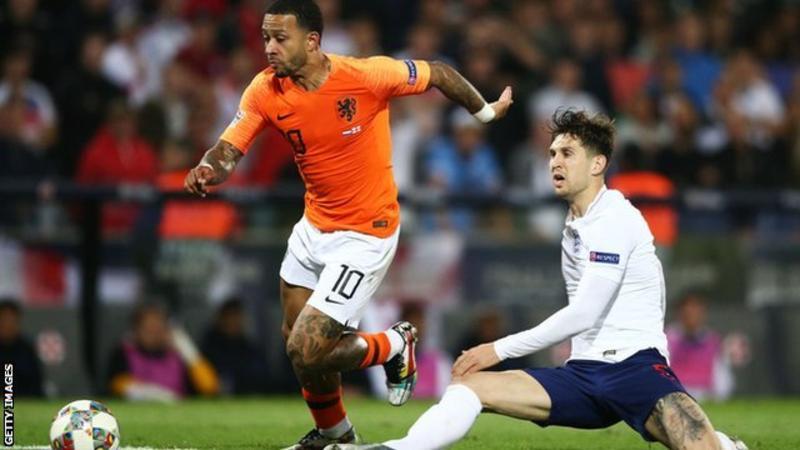 World Cup: Netherlands Defeats England